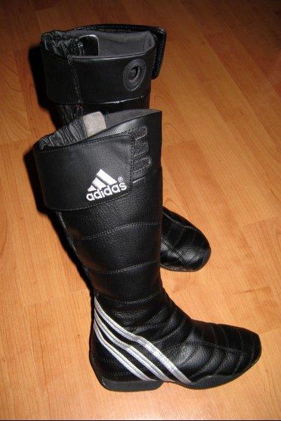 chaussures botte adidas