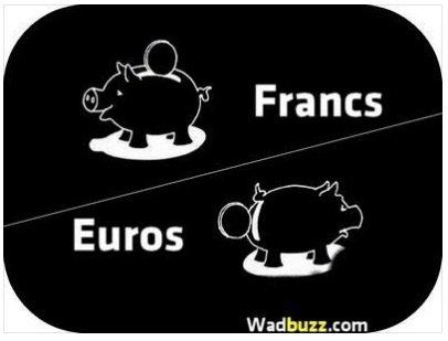 euro franc