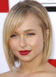 Coupe Carre Hayden Panettiere Dheroes L 1 Copie Coiffure Courte Coiffure621 Photos