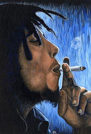 bob qui fume