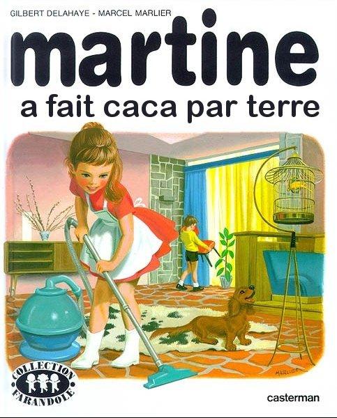martine-caca