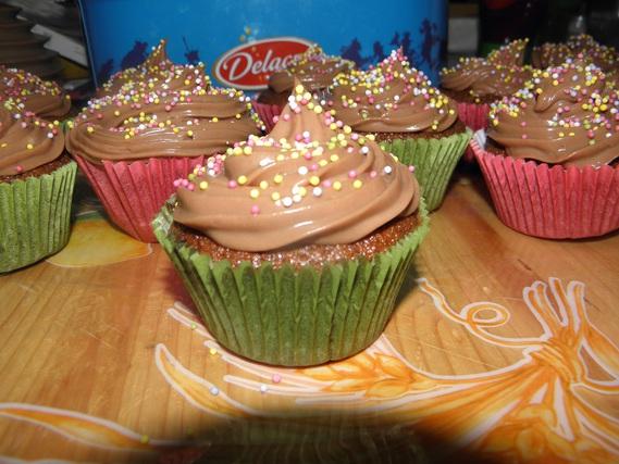 cupcakes au daim