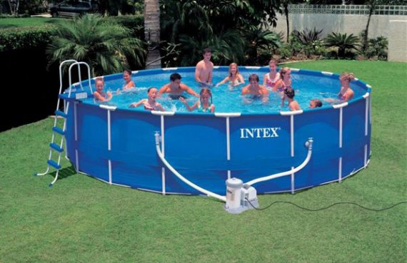 Piscine gonflable maroc for Piscine hors sol decathlon