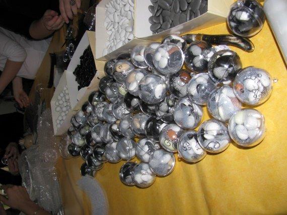 Les boules de dragées