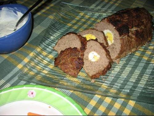 Roti de boeuf hache (bouquin)