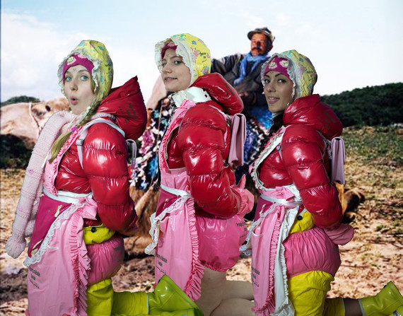 maids in Orient morona pigleta masochazulma and franziska 369079389959