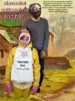 slaveslut sottezulma and her Master tx