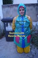Gumminuttte resina manda 9547b
