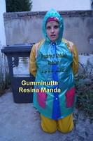 Gumminuttte resina manda 9551b