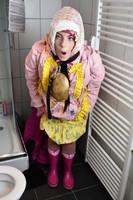 Halal Zuhälter Hassans strohdoofe gumminutte brainlessa (267)