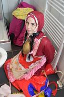 Halal Zuhälter Hassans strohdoofe gumminutte brainlessa (965)