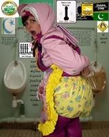 Halal pimp Hassans trained rubberwhore pjotaja motcha 8568