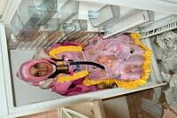 deutsches Dienstmaedchen Ruzanna im Haushalt des Hassan Hassan Mitglied des arabischen Kerim Klans i