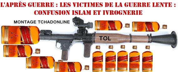 l' arme du mal en Lybie