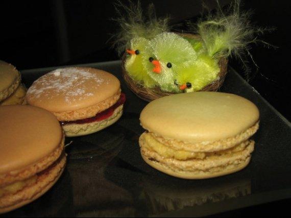 macarons plat