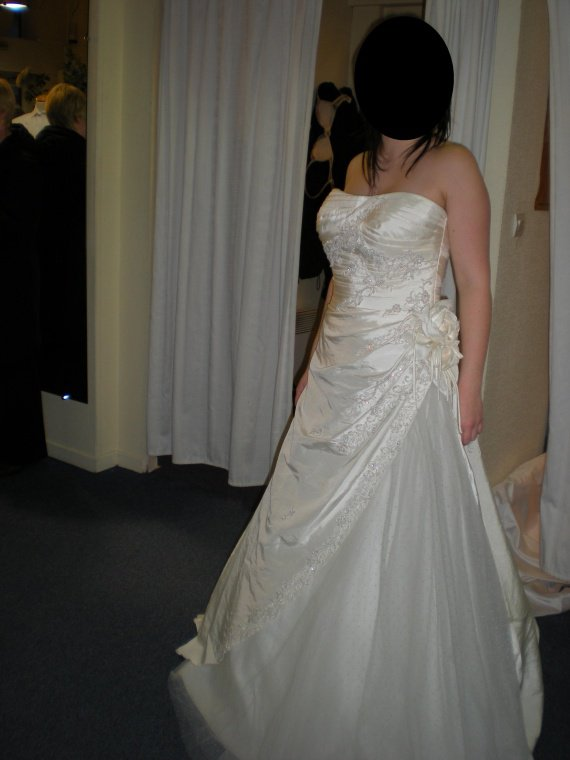 Ma robe de face 1