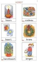 Woordkaarten - KERST (01)