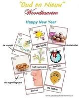 Woordkaarten - Oud en Nieuw