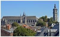 Les toits de Mons / De daken van Bergen