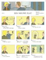 Les 7 - Een nieuwe flat (1) [gesprek]