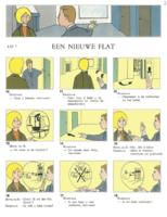 Les 7 - Een nieuwe flat (2) [gesprek]