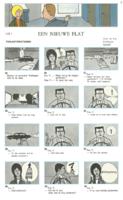Les 7 - Een nieuwe flat (3) [taalautomatismen]