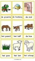 Boerderij (woordkaarten) 03