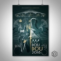 Ducasse rituelle de Mons - Visuel Doudou 2018