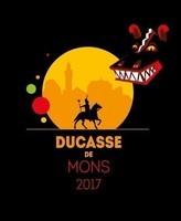 Affiche Ducasse de Mons 2017