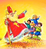 Sinterklaas in de klas (1)