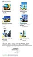 Quiz : 'Steden en landen' [1]
