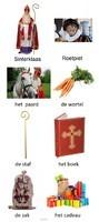Themakaart - Sinterklaas (1)