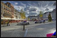 Grand-Place de Mons / Grote Markt van Bergen