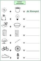 Werkblad : samenstellingen (1)