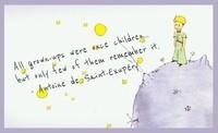 Saint-Exupéry (3) - All grown-ups ...