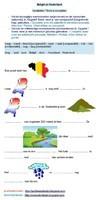 België en Nederland (invultekst)
