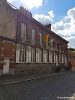 Bâtiment du foyer Sainte-Waudru, rue du Chapitre, Mons