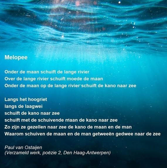 Marc Groet S Morgens De Dingen Paul Van Ostaijen Gedicht