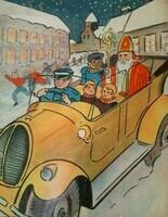 Met Sint Nicolaas door Nederland