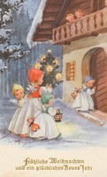 Fröhliche Weihnachten und ein glückliches Neues Jahr