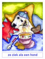 Zo ziek als een hond (schilderij)