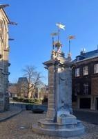 Fontaine du Chapitre, Mons, Belgium