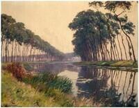 Kanaal Brugge-Sluis, Emmanuel Viérin
