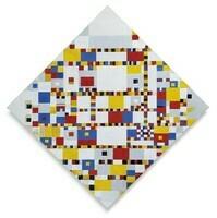 Piet Mondriaan, Victory Boogie Woogie (1942-1944)
