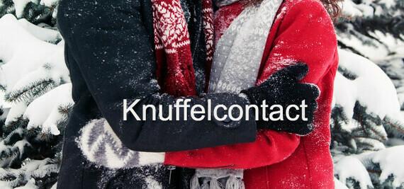 knuffelcontact (het) / neologisme 2020