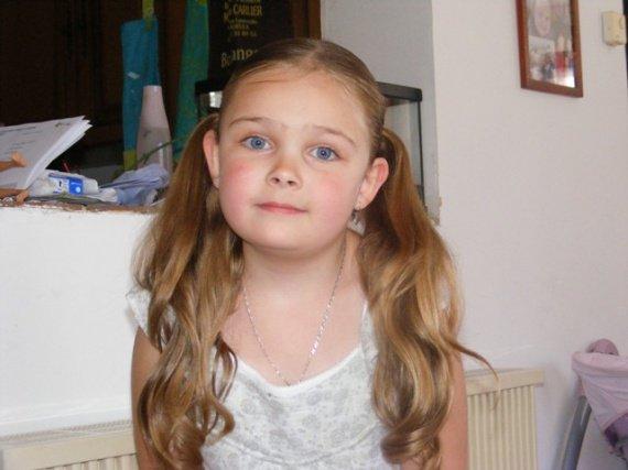 Mélany 6 ans