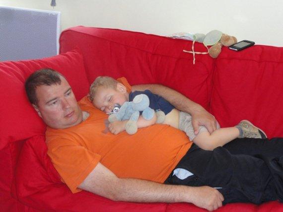 Dimitry et Papa