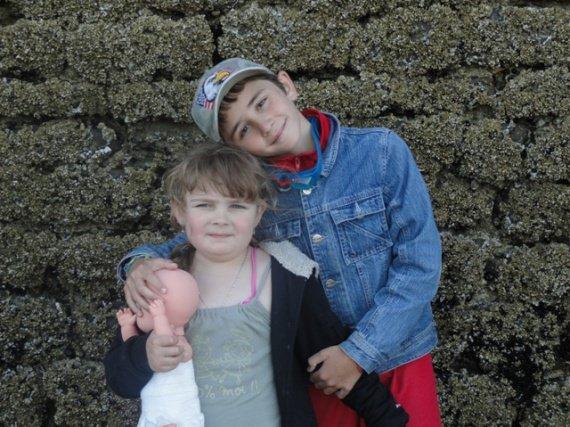 Mélany et Bastien