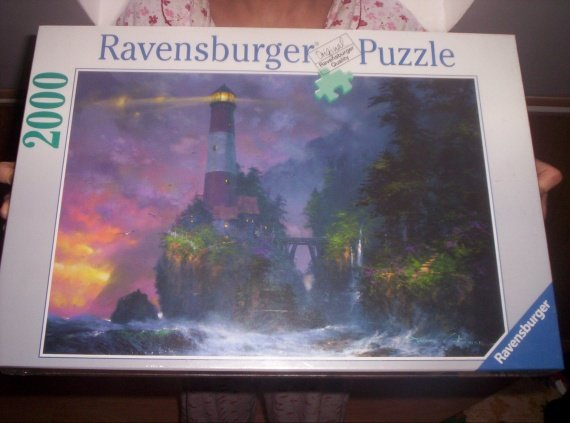 puzzle-2000-pieces NEUF 5€