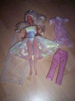poupee-barbie-et ses tenues 5€